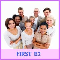 first b2